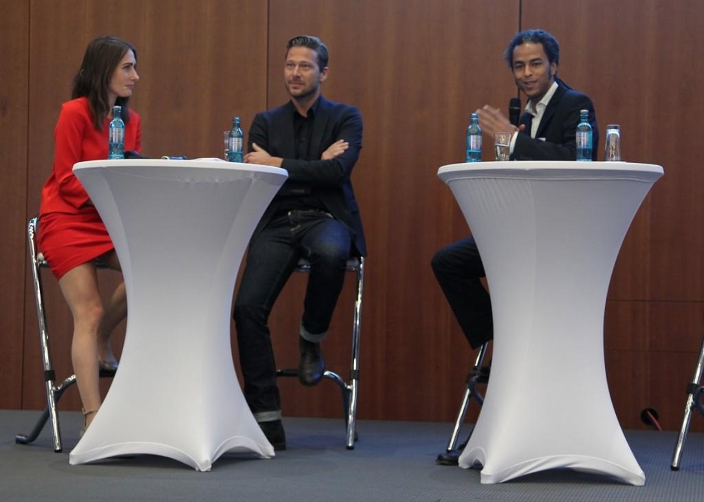 Anja Kohl, Vincent Taapken, Patrick Mijnals
